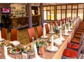 Отель Green Hosta  ресторан