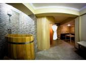 Отель Green Hosta сауна
