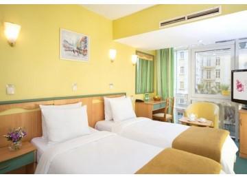 Маринс Парк Отель Сочи | Стандарт 2-местный 1-комнатный