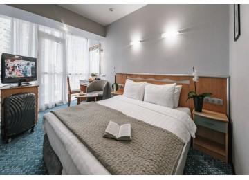 Маринс Парк Отель Сочи |Улучшенный  2-местный 1-комнатный