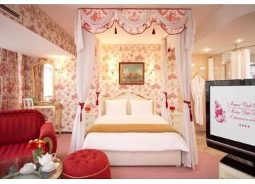 Маринс Парк Отель Сочи |Люкс Студио 2-местный 1-комнатный