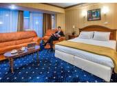 """Отель """"Маринс Парк Отель"""" 2-местный 1-комнатный люкс студио"""