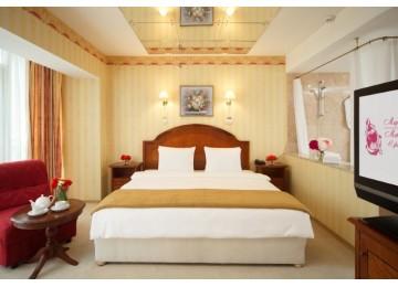 Маринс Парк Отель Сочи |Люкс Апартамент 2-местный 2-комнатный