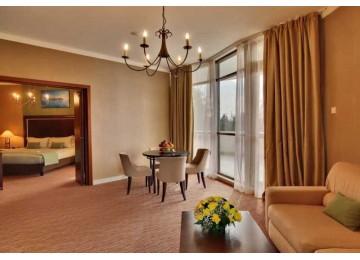 Люкс  2- местный 2 комнатный | «Острова» спа-отель