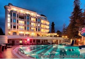 «OSTROVA» SPA-отель / «Острова» спа-отель