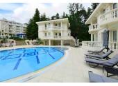 SPA-Отель Острова Сочи открытый бассейн, морская вода