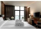 Отель Pullman Сочи Центр 5* 2-местный  deluxe (вид на море)