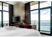 Отель Pullman Сочи Центр 5* 2-местный  2-комнатный  suite delux (вид на море)