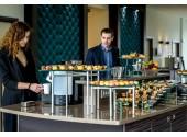 Отель Pullman Сочи Центр 5* шведская линия, завтрак