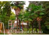 Санаторий Радуга, территория, внешний вид