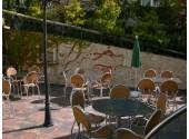 Санаторий Радуга, летние кафе