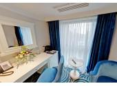 Отель Рэдиссон Лазурная,2-местный  2-комнатный  люкс