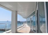 Отель «Санремо» апарт-отель, терраса, вид на море