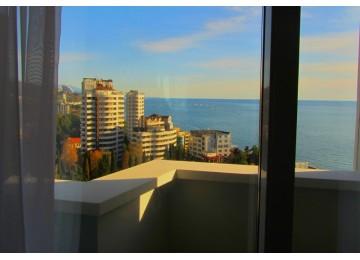 Отель «Sea Galaxy» 2-местный 2-комнатный сьют (вид на море или на город)