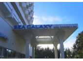 Отель «Sea Galaxy»  Территория