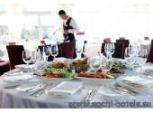 Отель «Sea Galaxy» Ресторан