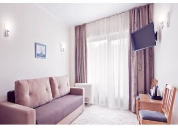 Джуниор Сьют 2-комнатный| Отель Алеан Фэмили Резорт Спутник