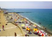 Санаторий Заполярье , пляж