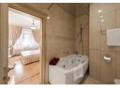 Санаторий Золотой колос,2-местный  2-комнатный  люкс, санузел
